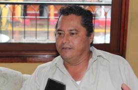 Eduardo Armas Balbuena, alcalde de Camarón de Tejeda