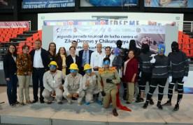 Inician campaña preventiva contra el Zika, Dengue y Chikungunya, en Córdoba
