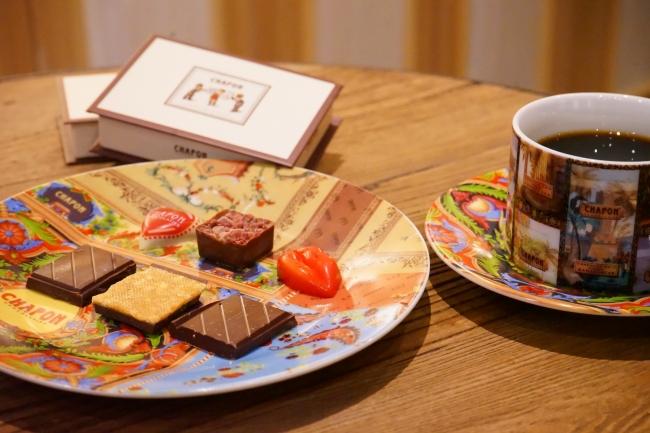 (C)︎hitomi_sato(※画像はショコラ・タブレット食べ比べ イメージ)