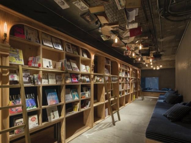 Photo Kastuhiro AOKI (C)R-STORE 2015 注:写真はBOOK AND BED TOKYO 池袋