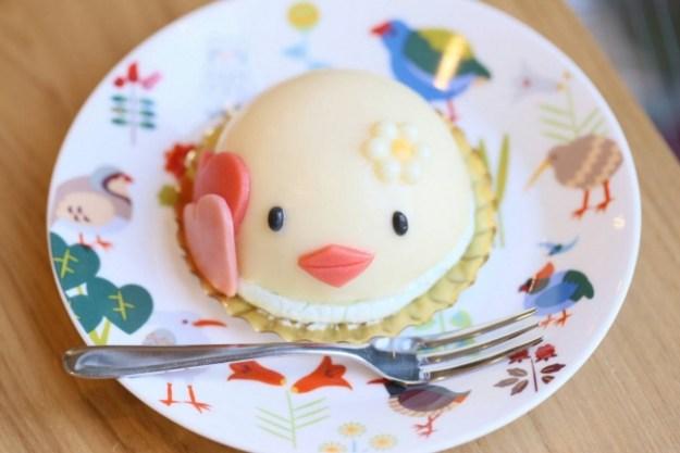 文鳥ケーキ 702円