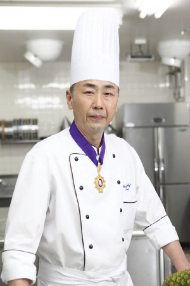 ホテル総料理長「飯村 功」