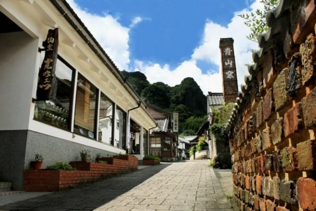 秘窯の里 大川内山(佐賀県伊万里市)
