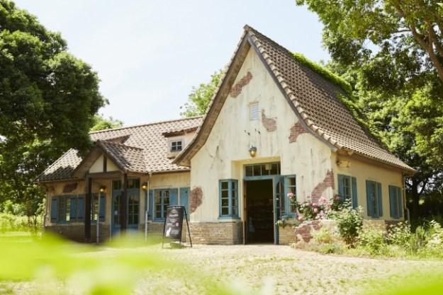 フランスの田舎を思わせるイバライドの村