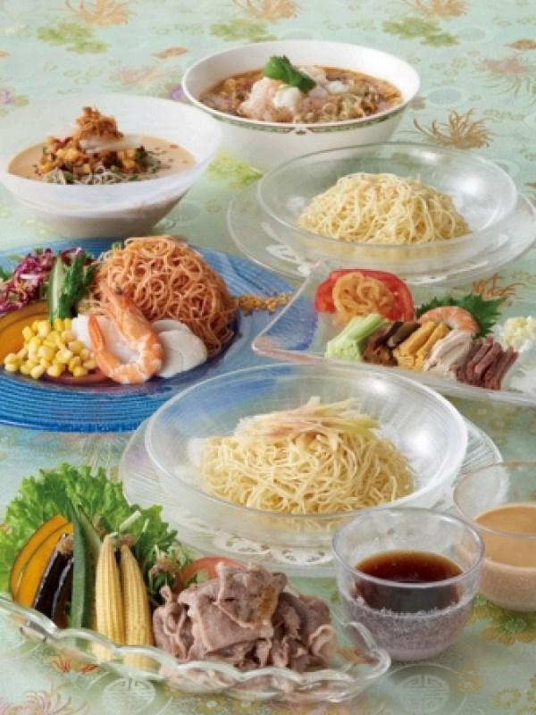 中国料理 桃花林 夏の麺フェア