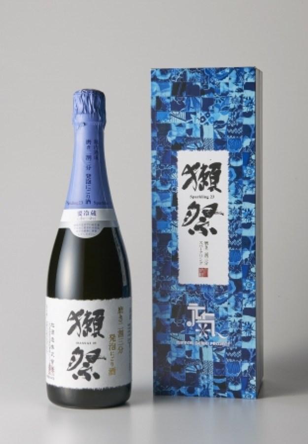 〈旭酒造〉獺祭 磨き二割三分スパークリング7,776円(税込/720ml)