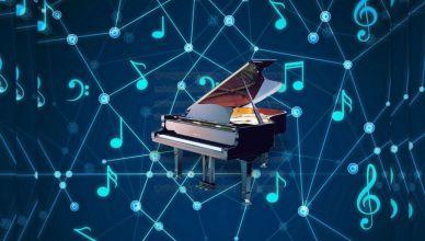 Zaproszenie na popis sekcji fortepianu