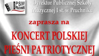 Zaproszenie na koncert 2017-11-08
