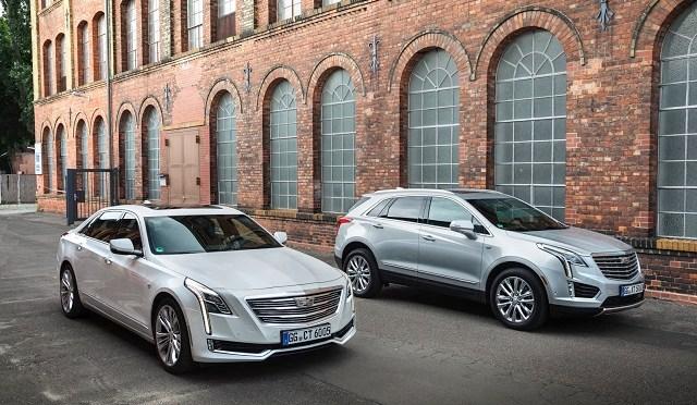Cadillac | GM | aumentan sus ventas mundiales