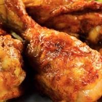 Chrupiące nóżki z kurczaka