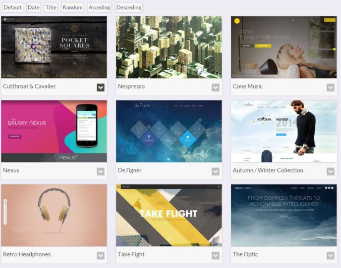 portfolio-gallery screenshot 1