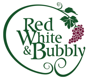 red white and bubbly