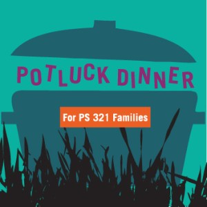 The Potluck tonight is happening!