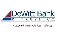 DeWitt Bank & Trust Co.