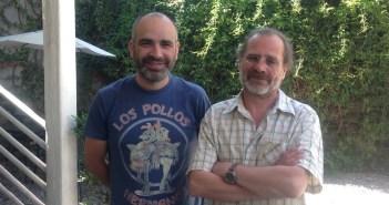 Claudio Fuentes Y Federico Schumacher