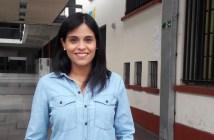 Psicóloga UDP Verónica Paredes