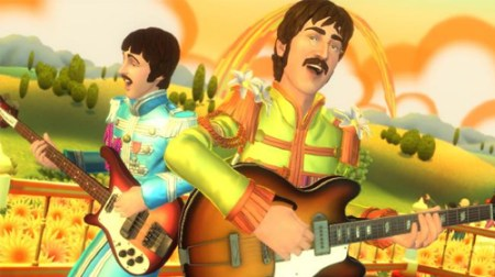 BeatlesRockband dreamscapes