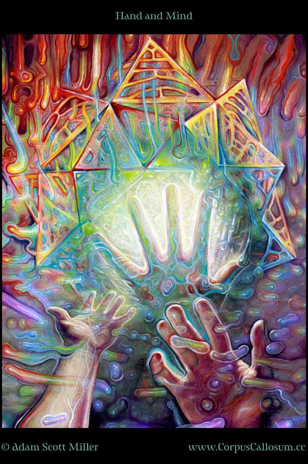 Hand and Mind by Adam Scott Miller