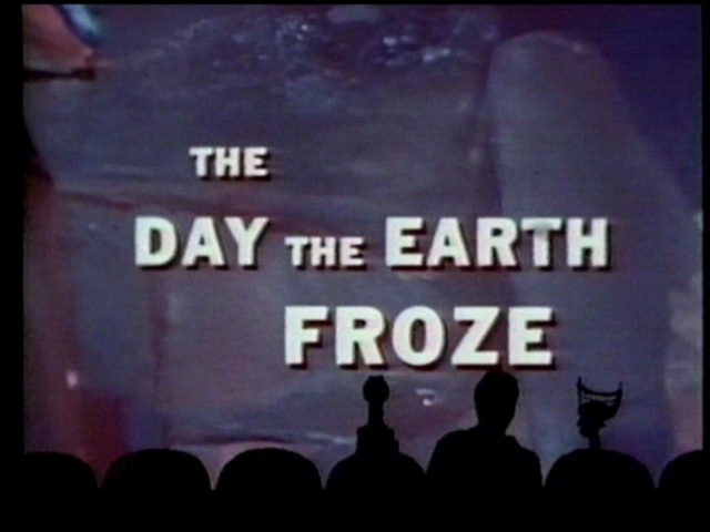the day the earth froze title
