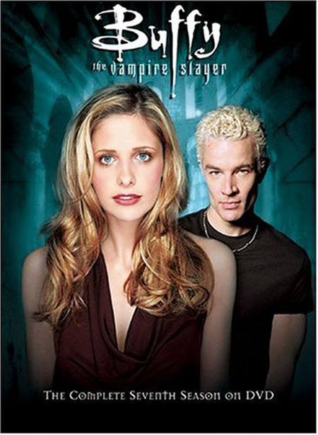 Buffy 7 cover