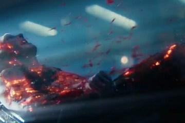 A Fiery Disintegration