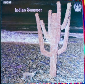 "INDIAN SUMMER INDIAN SUMMER One of the best on this great prog label, cover has light ""scratch"" to front and minor shelfwear, vinyl very nice £230 M--/M- NEON NE 3 LP"