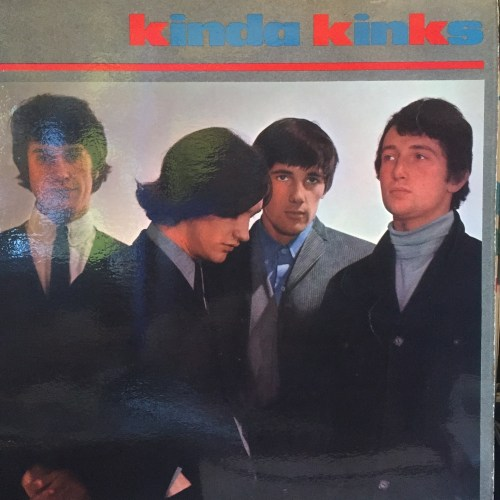 kinda kinks lp