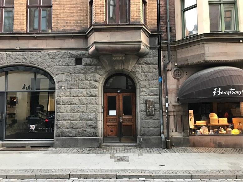 Klostergatan 12