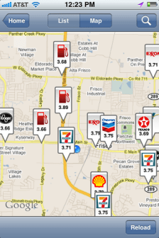 GasBuddy - Find the Cheapest Gas Price by Zip Code