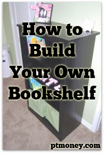 How to Build Your Own Bookshelf