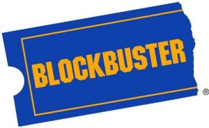 Blockbuster Stock