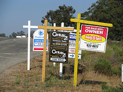 Mortgage Short Sale For Sale Signs