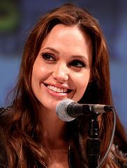 Angelina Jolie Stock Index
