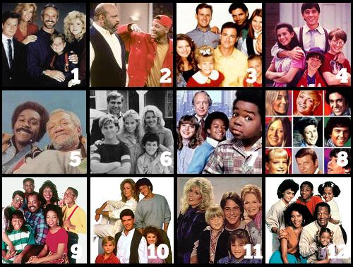 Famous TV Families