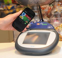 Google Wallet at Register