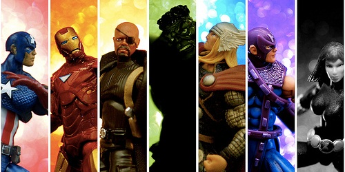 The Avengers Halloween Costume Idea