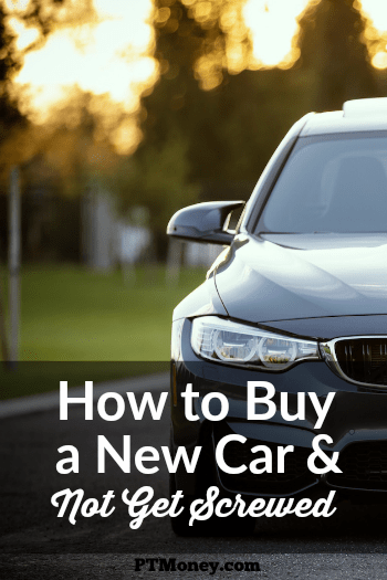 Here's some of the strategy I would suggest if you are going to put yourself through torture and buy a new car soon.