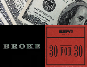 Broke 30 for 30 Logo