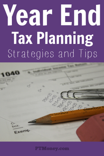 Don't wait till next year to start optimizing your taxes. Take these year end tax planning strategies and tips and apply them to your personal and business tax situation for success.