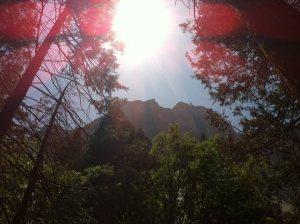 Cliffs at Yosemite