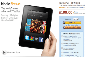 Amazon One Click Shopping