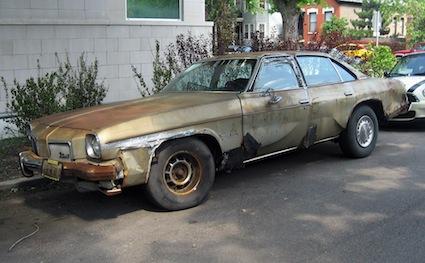 clunker-car