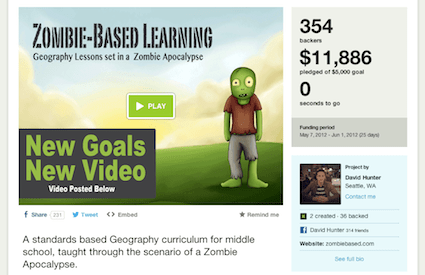 zombie-based-learning