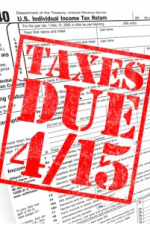Tax Calendar and Last Day to File Taxes in 2014