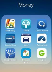 Personal Money Management Apps