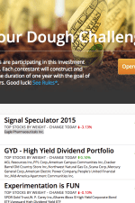Think You Can Pick Better Stocks Than Me in 2015? Join Me in the Grow Your Dough Throwdown 2.0