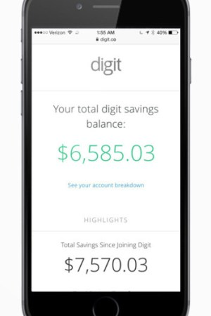 I've Saved $1,191.90 Automagically with Digit Since January 15th – My Digit Review