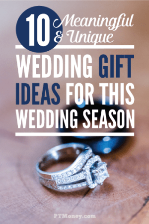 10 Meaningful and Unique Wedding Gift Ideas