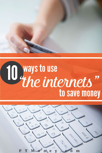 The Internet has made 21st century shopping, entertainment, dining, and banking cheaper for all of us. Here are ten ways you can use