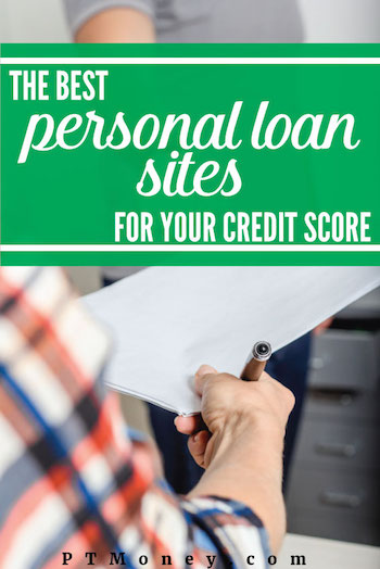 Potential borrowers should do their homework to understand the personal loan options available to them. Here are the best personal loan sites for your credit score.